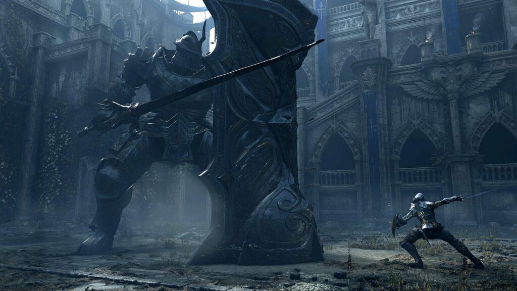 後方互換性によって、PS4タイトルが遊べる!しかも画像をブースト