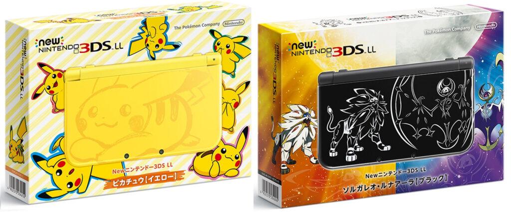 Newニンテンドー3DS LL本体+ソフトセット版
